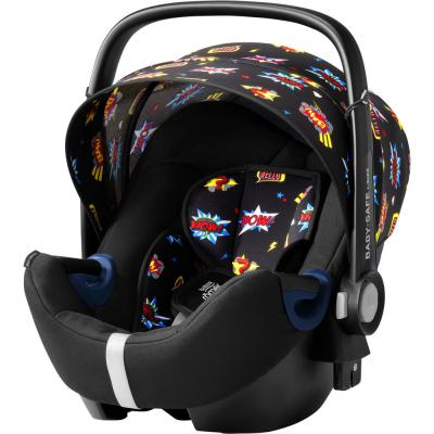 Детское автокресло Baby-Safe2 i-size Comic Fun цена