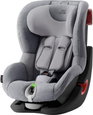 Детское автокресло King II LS Black Series Grey Marble Highline детское автокресло leader kids rally grey light grey