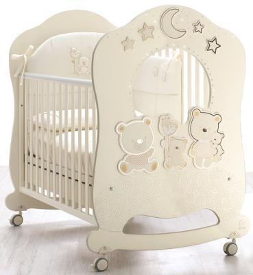 Детская кровать Happy Family Oblo, крем кроссовки happy family happy family ha016amajnq2
