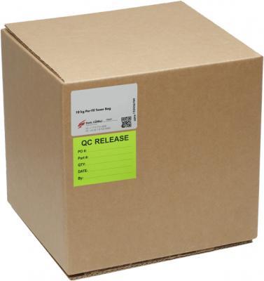 Тонер Static Control KYTK1125UNV10KG черный флакон 10000гр. для принтера Kyocera FS1020MFP/FS1025MFP