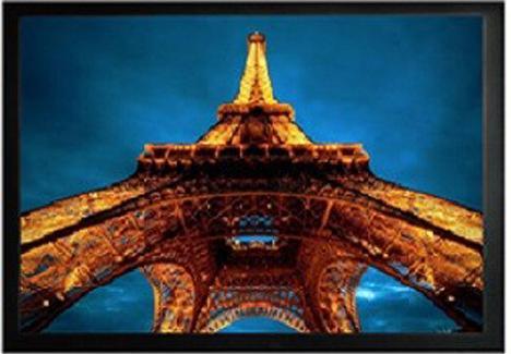 Экран на раме Cactus 169x300см FrameExpert CS-PSFRE-300X169 16:9 настенно-потолочный натяжной