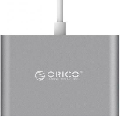 ORICO RC3A-SG USB HUB (USB концентратор) usb концентратор orico rc3a sg grey page 6