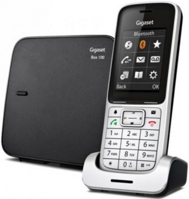Gigaset SL450 SYS Радиотелефон S30852-H2701-S301 радиотелефон siemens gigaset c530a duo l36852 h2532 s301 l36852 h2532 s301