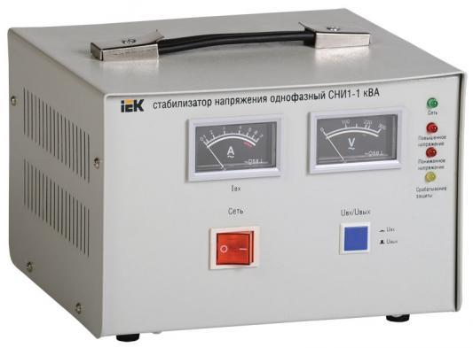 Iek IVS10-1-01000 Стабилизатор напряжения СНИ1-1 кВА однофазный ИЭК