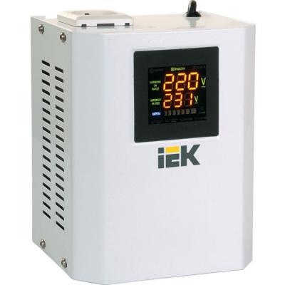 Iek IVS24-1-00500 Стабилизатор напряжения серии Boiler 0,5 кВА IEK стабилизатор напряжения iek снр1 0 2 ква