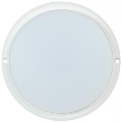 Iek LDPO0-4004-18-4000-K01 Светильник LED ДПО 4004 18Вт IP54 4000K круг белый IEK светильник настенно потолочный iek дба 3928 аккумулятор 4 ч 100 led ldba0 3928 100 k01