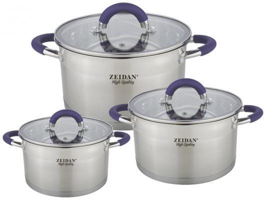 Набор посуды Zeidan Z-50630 набор zeidan z 50803