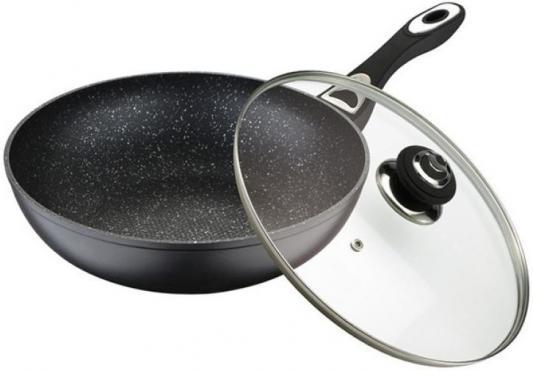 Сковорода Wellberg WB-2997 30см сковорода с крышкой wellberg 2343 wb 8
