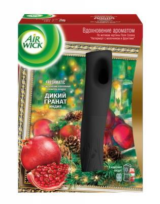 Освежитель воздуха Air Wick Freshmatic Complete Bengal Pomegranate 250 мл 3070433 air wick freshmatic complete автоматиеский сменный баллон дикий гранат 250 мл