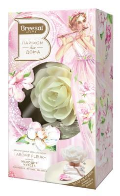 Ароматизатор BREESAL Arome Fleur: Мелодия чувств B/D20173 fleur b пиджак
