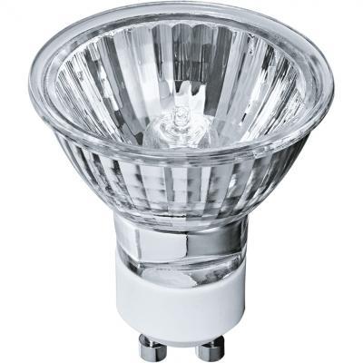 Лампа галогенная рефлекторная Navigator 94208 GU10 50W 3000K