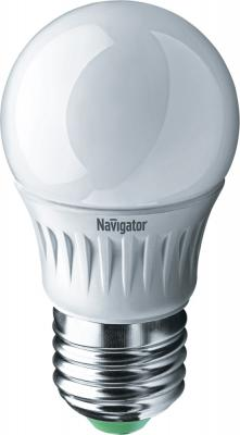Navigator 94477 Светодиодная лампа NLL-P-G45-5-230-2.7K-E27