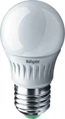 Navigator 94479 Светодиодная лампа NLL-P-G45-5-230-4K-E27