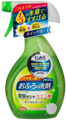 Чистящие средство для ванной FUNS 407654 380мл