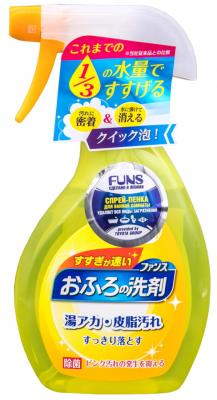 Чистящие средство для ванной FUNS 407647 380мл