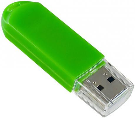 Perfeo USB Drive 4GB C03 Green PF-C03G004 цена и фото