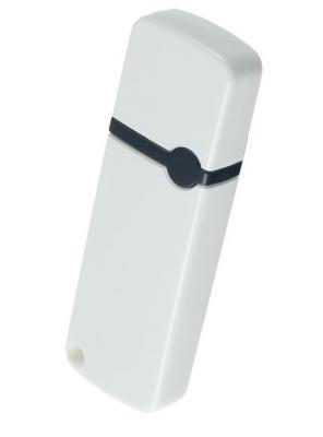 Perfeo USB Drive 4GB C07 White PF-C07W004 perfeo usb drive 4gb s01 white pf s01w004