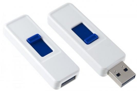 Perfeo USB Drive 4GB S03 White PF-S03W004 perfeo usb drive 4gb s01 white pf s01w004
