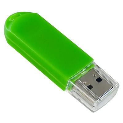Perfeo USB Drive 8GB C03 Green PF-C03G008 usb flash drive 8gb perfeo c03 white pf c03w008