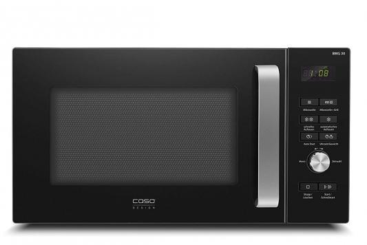 СВЧ CASO BMG 30 900 Вт чёрный