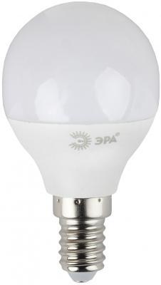 Фото - Лампа светодиодная шар Эра Б0020551 E14 7W 4000K эра led p45 7w 840 e14 б0020551