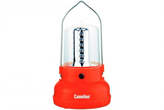 Camelion LED29312 (фонарь акк. 220В кемп, 24 LED, 4В 2.3А-ч, пластик, красный, коробка) fp10r12ke3 igbt module