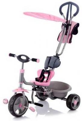 Велосипед трехколёсный Jetem Chopper розовый 1620 б/у