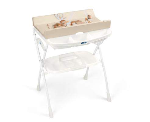 Купить Стол пеленальный с ванночкой Cam Volare (цвет 240), бежевый, н/д, Столы для пеленания