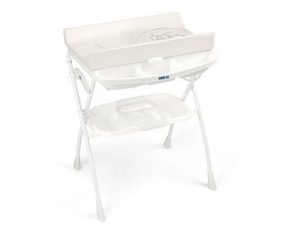 Купить Стол пеленальный с ванночкой Cam Volare (цвет 241), белый, н/д, Столы для пеленания