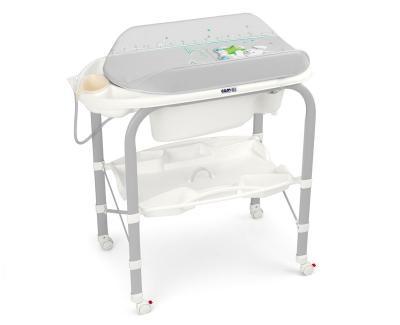 Стол пеленальный с ванночкой Cam Cambio (цвет 242) cam пеленальный столик cambio мишка cam бежевый