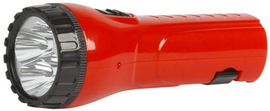 Smartbuy SBF-93-R Аккумуляторный Светодиодный фонарь 4 LED с прямой зарядкой Smartbuy, красный фонарь smartbuy sbf 87 y