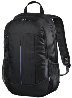 """Рюкзак для ноутбука 15.6"""" HAMA """"Cape Town"""" полиэстер черный 00101908"""