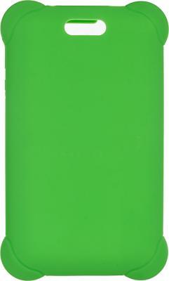 Картинка для Чехол Digma для Digma HIT 7556 силикон зеленый