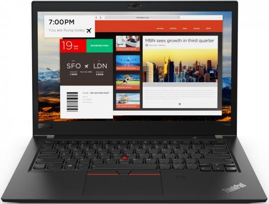 Ноутбук Lenovo ThinkPad T480s (20L7004PRT) цена и фото