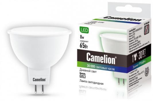 Лента светодиодная рефлекторная Camelion 12873 GU5.3 8W 6500K светильник camelion wl 2001 8w