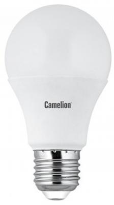Лампа светодиодная груша Camelion LED9-A60/845/E27 E27 9W 4500K 12044