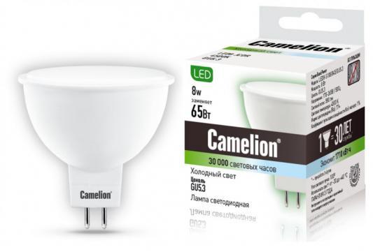 Лента светодиодная рефлекторная Camelion 12872 GU5.3 8W 4500K светильник camelion wl 2001 8w