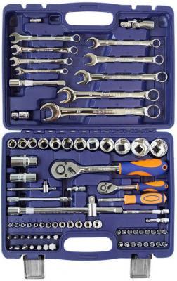 Набор инструментов АВТОГРУПП HF000010 helfer сomfort 82предмета 1/2 1/4 ключи