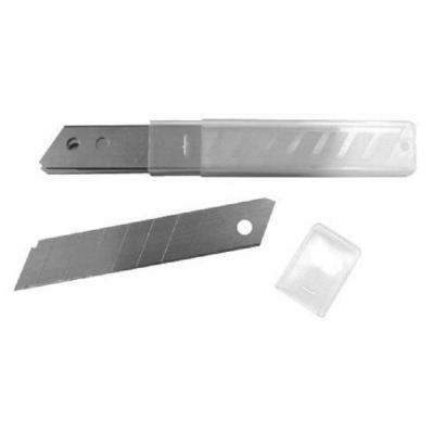 купить Лезвие для ножа BIBER 50218 18мм по цене 45 рублей