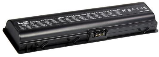 Аккумулятор для ноутбука HP G6000, G7000, Pavilion dv2000, dv6000, dx6600 Series 4400мАч 10.8V TopON TOP-DV2000 48Wh brand new black notebook keyboard 452236 281 for hp pavilion dv2000 2500 series thailand 100% compatiable us