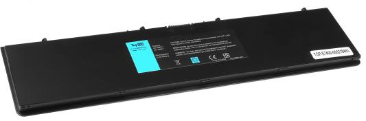 Аккумулятор для ноутбука Dell Latitude 14 7000, E7440, E7450 Series 5200мАч 7.4V TopON TOP-E7440 38Wh аккумулятор для ноутбука hp compaq hstnn lb12 hstnn ib12 hstnn c02c hstnn ub12 hstnn ib27 nc4200 nc4400 tc4200 6cell tc4400 hstnn ib12