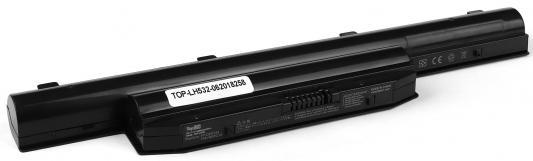 Аккумулятор для ноутбука Fujitsu LifeBook LH522, LH532, LH532 AP Series 4400мАч 11.1V TopON TOP-LH532 49Wh аккумулятор для ноутбука fujitsu lifebook a530 a531 ah530 ah531 a532 ah532 lh53 lh520 lh530 lh531 lh701 lh701a series 4400мач 10 8v topon top a530