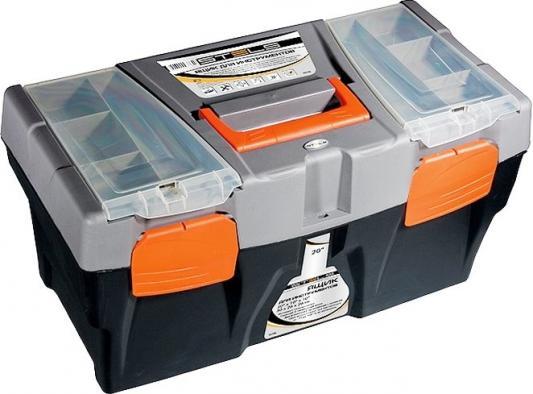 Ящик STELS 90705 для инструмента 500х260х260мм 20 пластик ящик для инструментов stels 90713