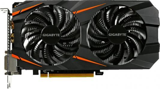 Видеокарта 3072Mb Gigabyte GeForce GTX1060 PCI-E 192bit GDDR5 DVI HDMI DP HDCP GV-N1060WF2OC-3GD-MI OEM из ремонта pci e to
