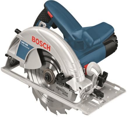 Циркулярная пила Bosch 0615990K3V 1400 Вт 190мм