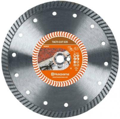 5798204-40 Алмазный диск TACTI-CUT Husqvarna, шт алмазный брусок extra fine 1200 mesh 9 micron dmt w6e