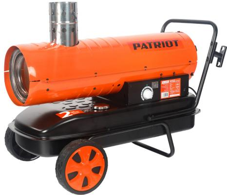Калорифер дизельный PATRIOT DTC 209ZF, непрямой нагрев, 20 кВт, шт