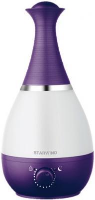 Увлажнитель воздуха StarWind SHC1221 фиолетовый увлажнитель воздуха starwind sap2111