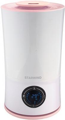 Увлажнитель воздуха StarWind SHC2222 белый увлажнитель воздуха starwind sap2111