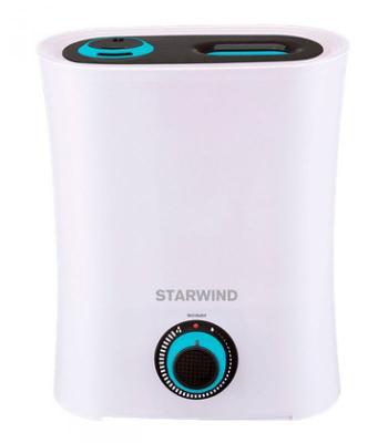 Увлажнитель воздуха StarWind SHC1322 белый увлажнитель воздуха starwind shc2211